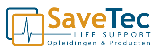 SaveTec Life Support Sticky Logo